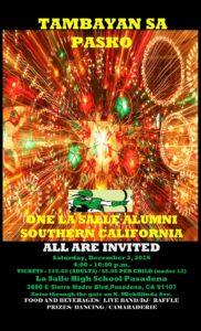 2016 Christmas Party @ La Salle High School | Pasadena | California | United States